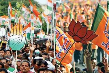 Election Express: ભાજપ-કોંગ્રેસમાં હલ્લાબોલ