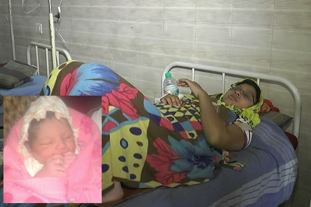 સુરતઃડોક્ટરના સ્વાગમાં હોસ્પિટલમાંથી નવજાત બાળક ચોરી ગયો