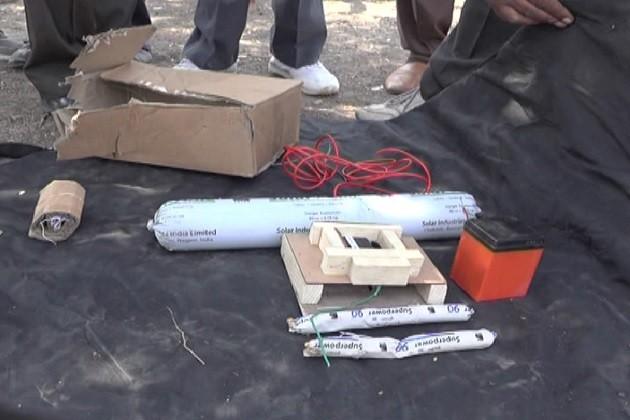 રાજકોટઃટાઇમ બોમ્બની બેટરીની ખરીદી મોરબીથી કરાઇ, ક્રાઇમ બ્રાંચના તપાસ માટે ધામા