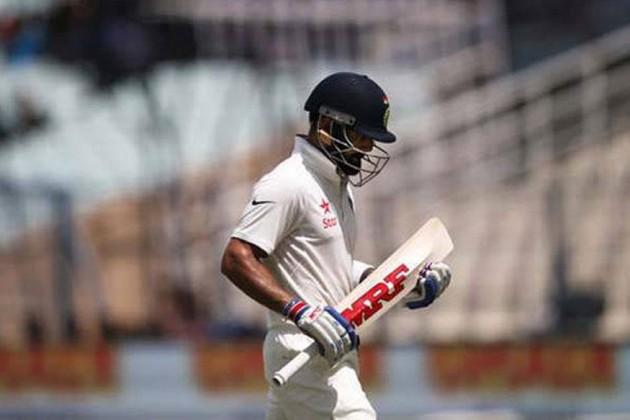 Ind vs Aus: ટીમ ઇન્ડિયાની ખરાબ શરૂઆત, ખાતુ ખોલ્યા વિના વિરાટ કોહલી આઉટ