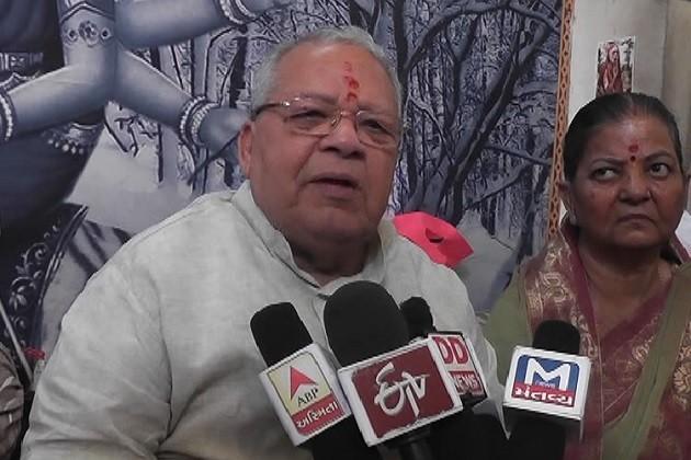 યુપીની જેમ ગુજરાતમાં આવશે ચમત્કારીક પરિણામઃ મંત્રી કલરાજ મિશ્ર