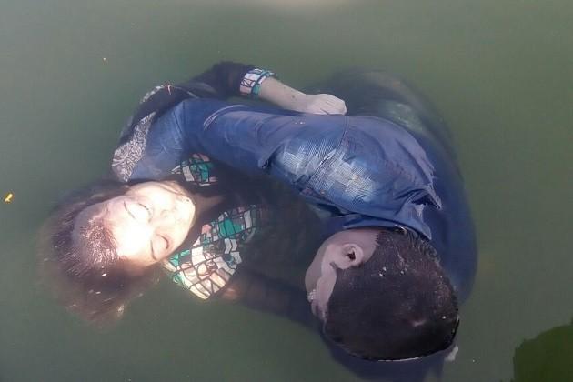ગર્ભવતી પત્નીને છોડી બે મહિનાથી ગુમ હતો પતિ,પ્રેમિકા સાથે નદીમાંથી મળી લાશ