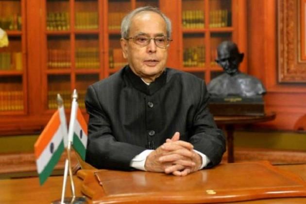 અસહિષ્ણુ ભારતીયો માટે દેશમાં કોઇ જગ્યા નથી : પ્રણવ મુખર્જી