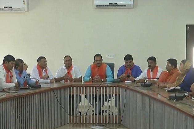 સૌરાષ્ટ્ર-કચ્છની 53 પૈકી 40બેઠકો જીતવા ભાજપનો ટાર્ગેટ