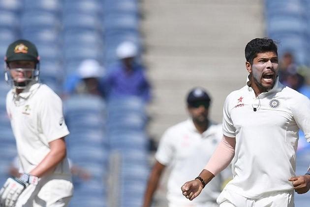 IND vs AUS: ઉમેશ યાદવે અપાવી ભારતને પ્રથમ સફળતા, મેટ રેનશો આઉટ