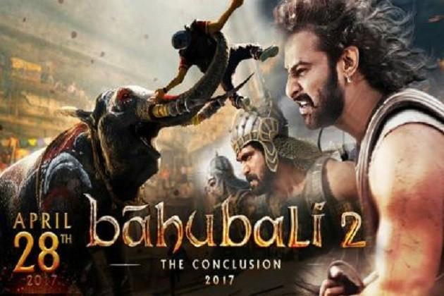 બાહુબલી 2ઃ1000 કરોડની કમાણી કરનારી ભારતની પહેલી ફિલ્મ,વિદેશમાં પણ કર્યા રેકોર્ડ