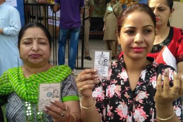 દિલ્હીમાં MCD ચૂંટણીઃ272માંથી 270 બેઠકો પર મતદાન,સીએમ અરવિંદ કેજરીવાલે કર્યું મતદાન