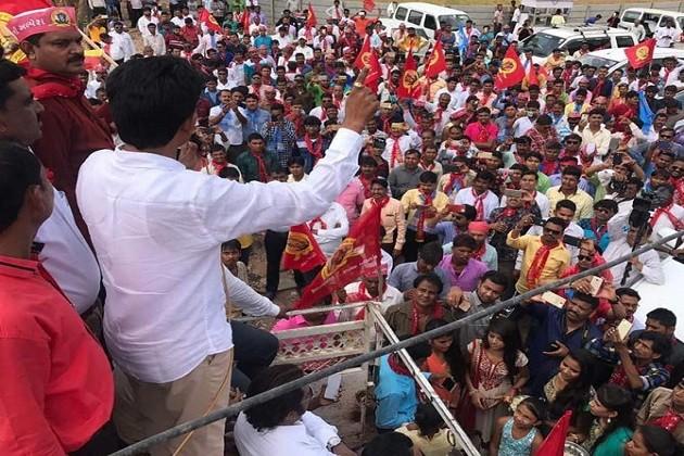 રાજનીતિનું શુદ્ધીકરણ કરીશ,દુઃખી ગુજરાતને સુખી ગુજરાત કરવું છેઃઅલ્પેશ ઠાકોરનો હુંકાર