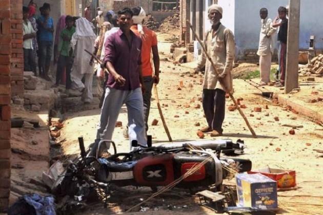 સહારનપુર હિંસાઃ ભીમ સેનાના સંપર્કમાં હતો માયાવતીનો ભાઇ,યોગીને ગુપ્ત રિપોર્ટ
