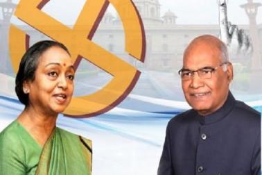 આજે દેશને મળશે નવા રાષ્ટ્રપતિ, રામનાથ કોવિંદ અને મીરા કુમાર વચ્ચે મુકાબલો