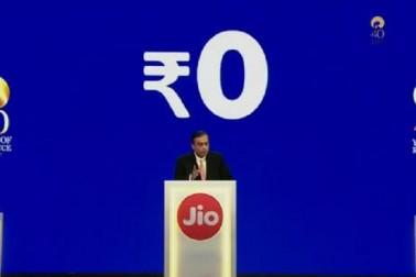 આઝાદીના 70માં વર્ષથી ભેટ, તમામ ભારતીયો માટે મફતમાં અપાશે Jio ફોન