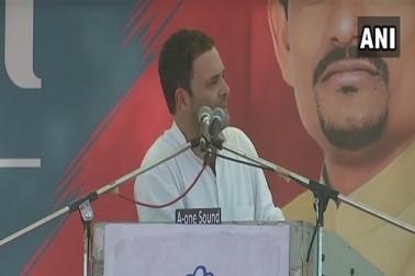 રાહુલનાં PM મોદી પર આકરા પ્રહાર, કહ્યું, GST એટલે ગબ્બર સિંઘ ટેક્સ