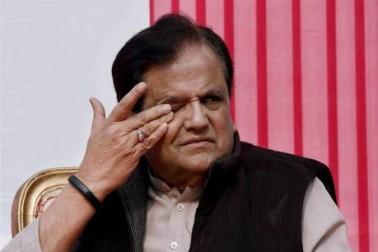 શું અહેમદ પટેલ છે ગુજરાતમાં કોંગ્રેસના CM ઉમેદવાર? ભાજપનો પ્રશ્ન