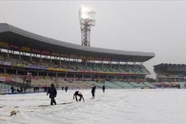 IND vs SL: વરસાદના કારણે બીજા દિવસની રમત પણ ઠપ્પ, ભારતનો સ્કોર 74/5
